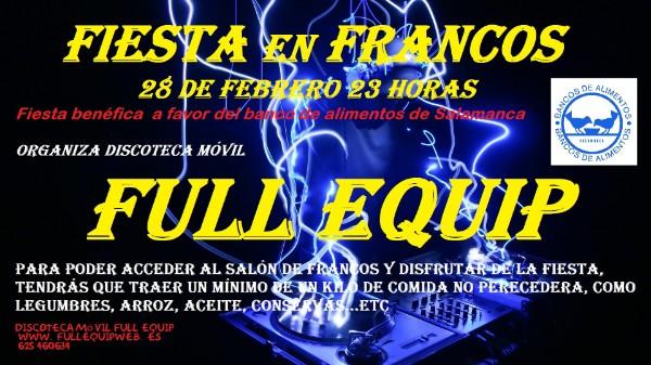 28-02-15 Fiesta benefica Francos